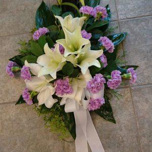 Kukkalaite liljoista