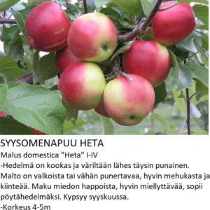 Omena heta